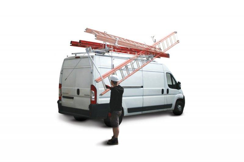 Ergorack Professional Roof Racks For Light Commercial